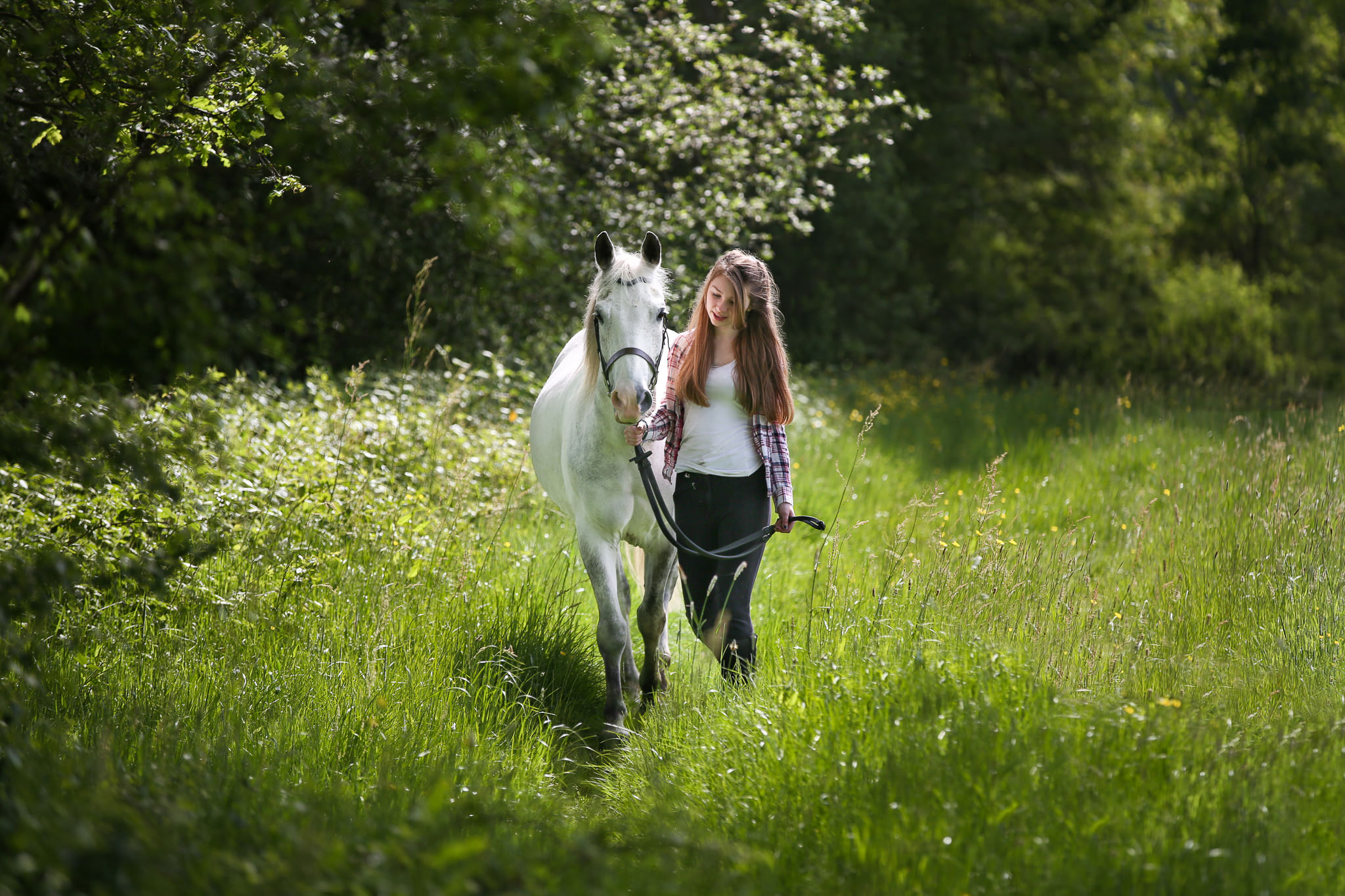 Beautiful-Portrait-Girl-And-Pony-Equine-Photography-Specialist