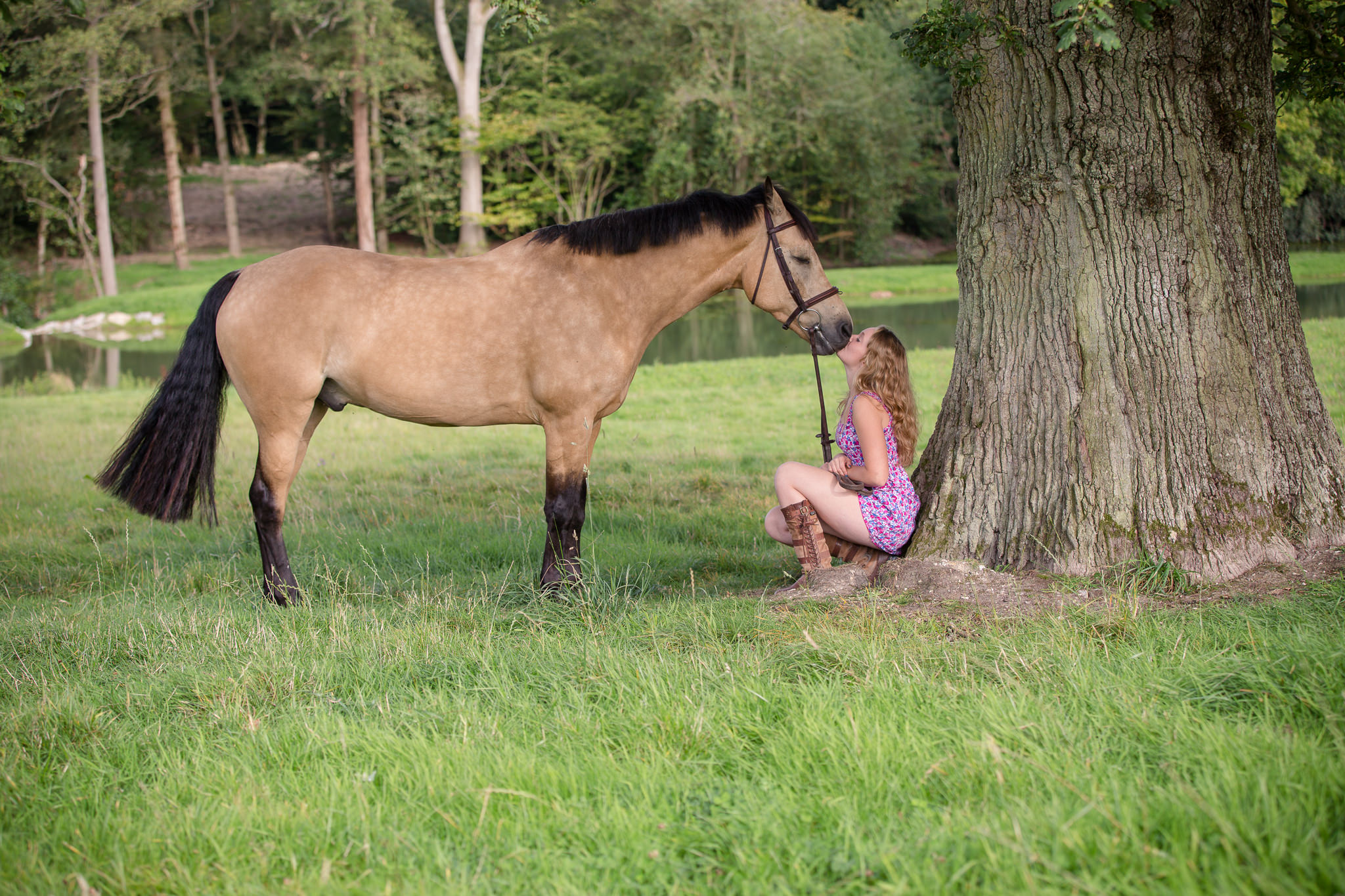 Devoted-Owner-Gentle-Equine-Photography