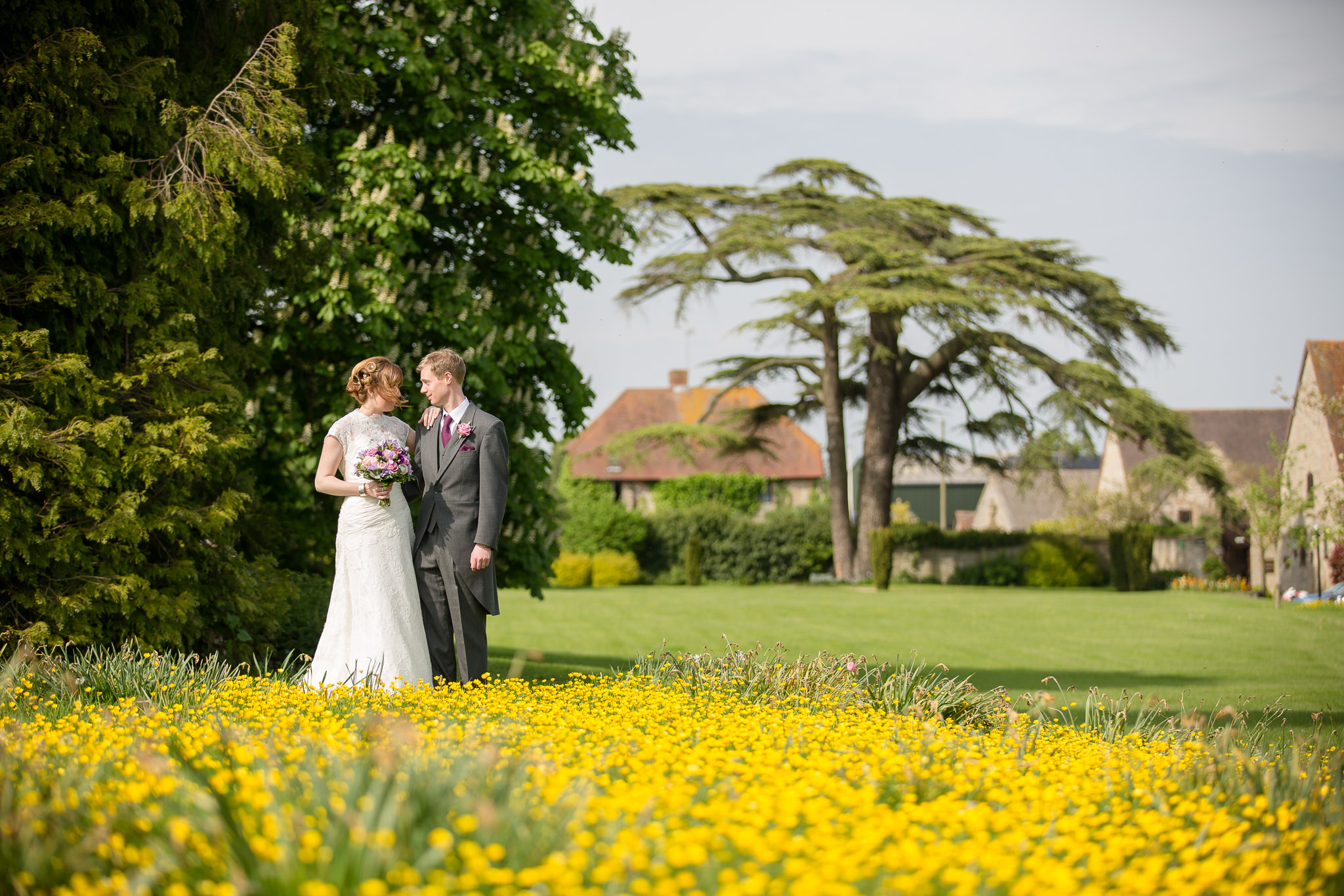 Reportage-Style-Wedding-Photography-At-Silchester-House