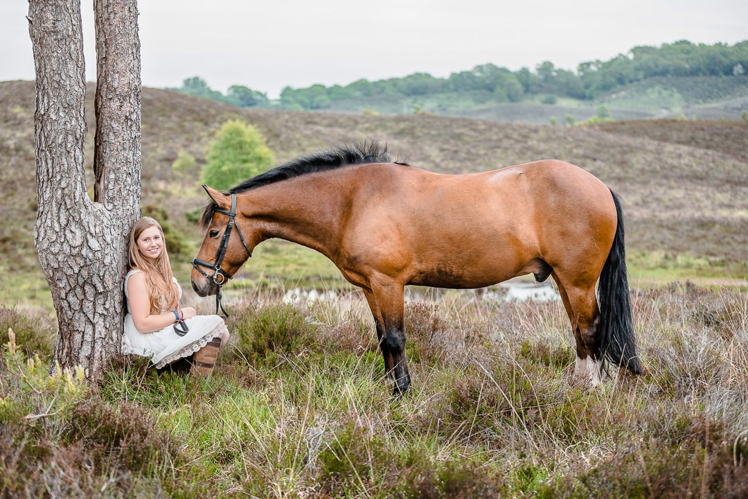 classic-portrait-of-a-girl-and-her-pony-in-the-new-forest