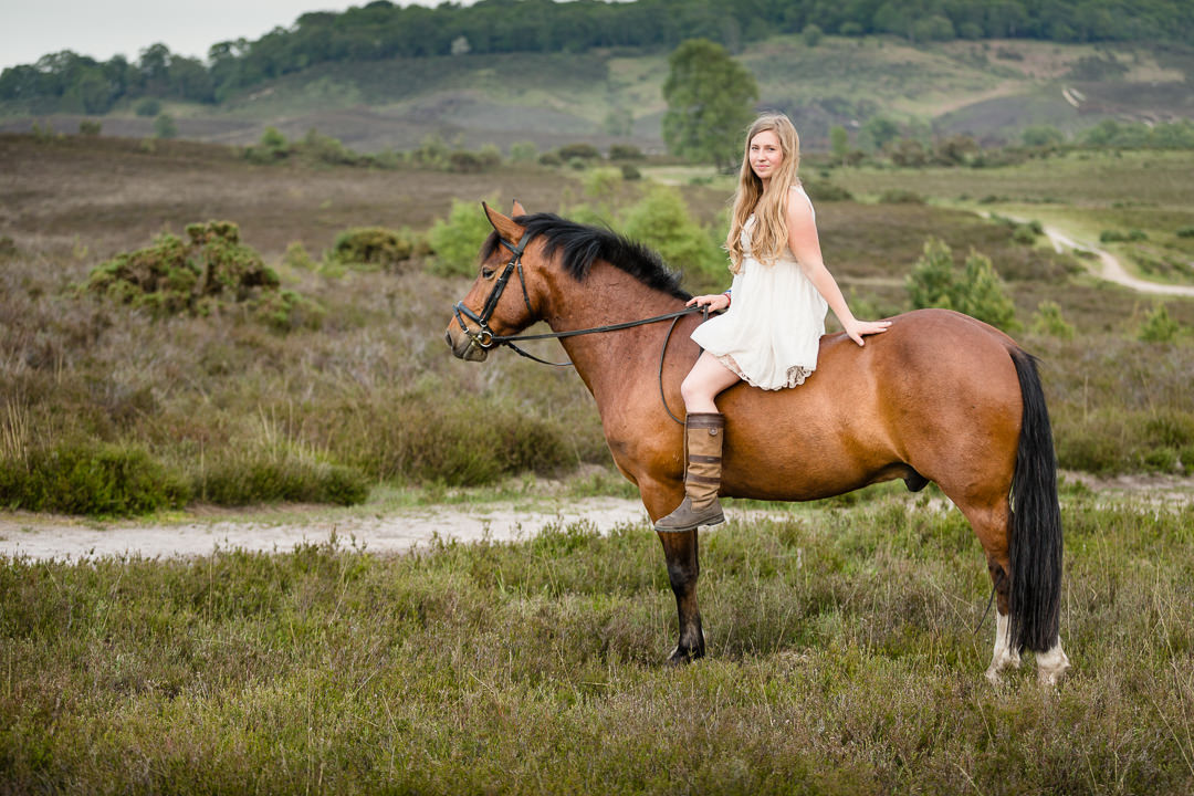 girl-and-horse-in-the-new-forest-during-professional-equine-photoshoot