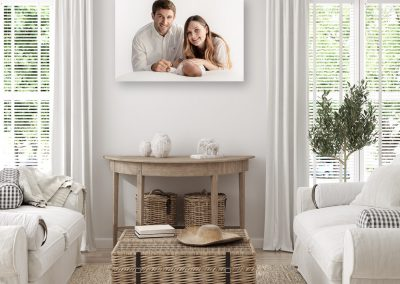 mum_dad_and_baby_famil_portrait_displayed_as_canvas_wall_art
